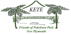Kete - Friends of Pukekura Park.
